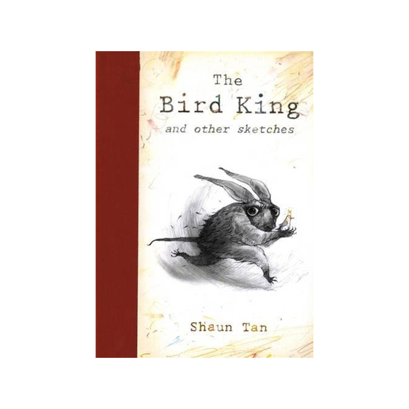 숀탠의 아트북 The Bird King and Other Sketches