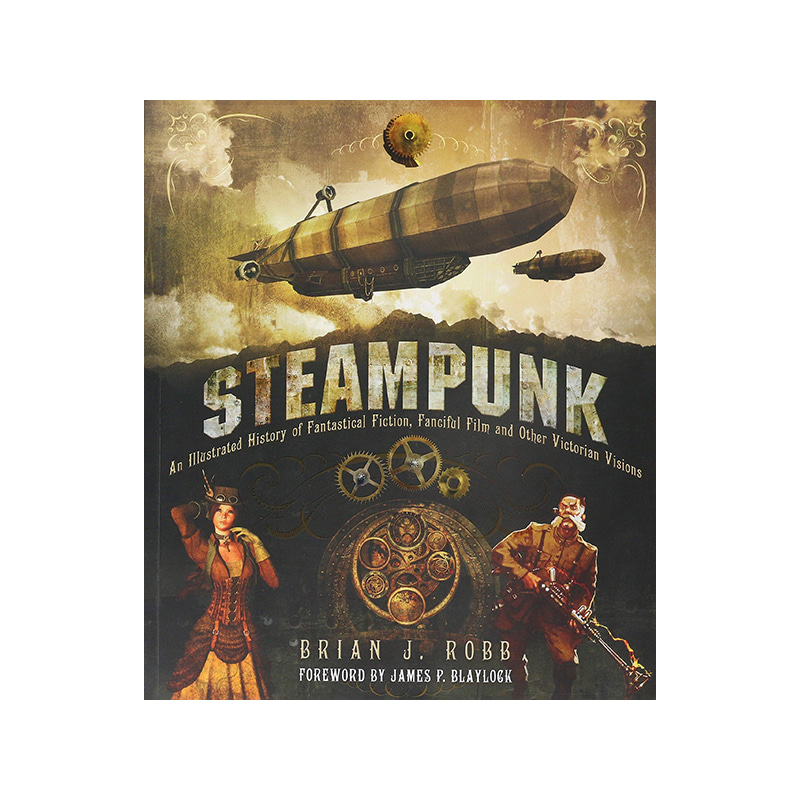 스팀펑크 아트북 Steampunk An Illustrated History