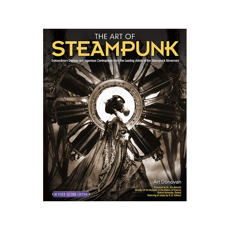 스팀펑크아트북 The Art of Steampunk Second Edition